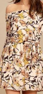Lulu's off shoulder dress
